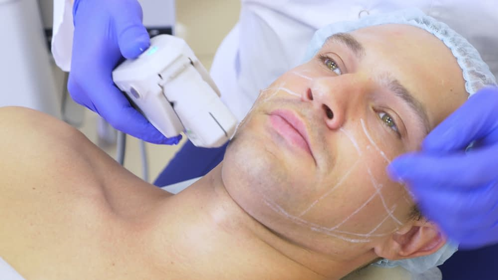 Thread lift can target problem areas to give you a youthful appearance.
